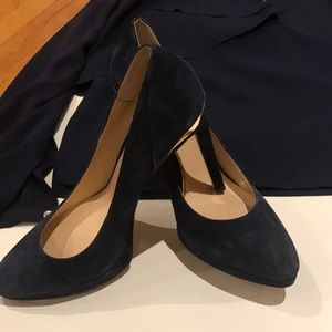 Women's gorgeous sueded Shoes